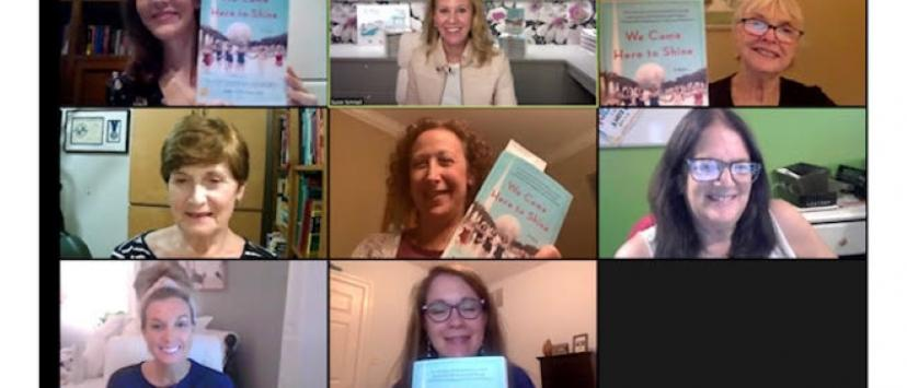 Tutor Book Club with special guest author of We came Here to Shine, Susie Orman Schnall
